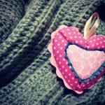 Coração em Patchwork Embutido
