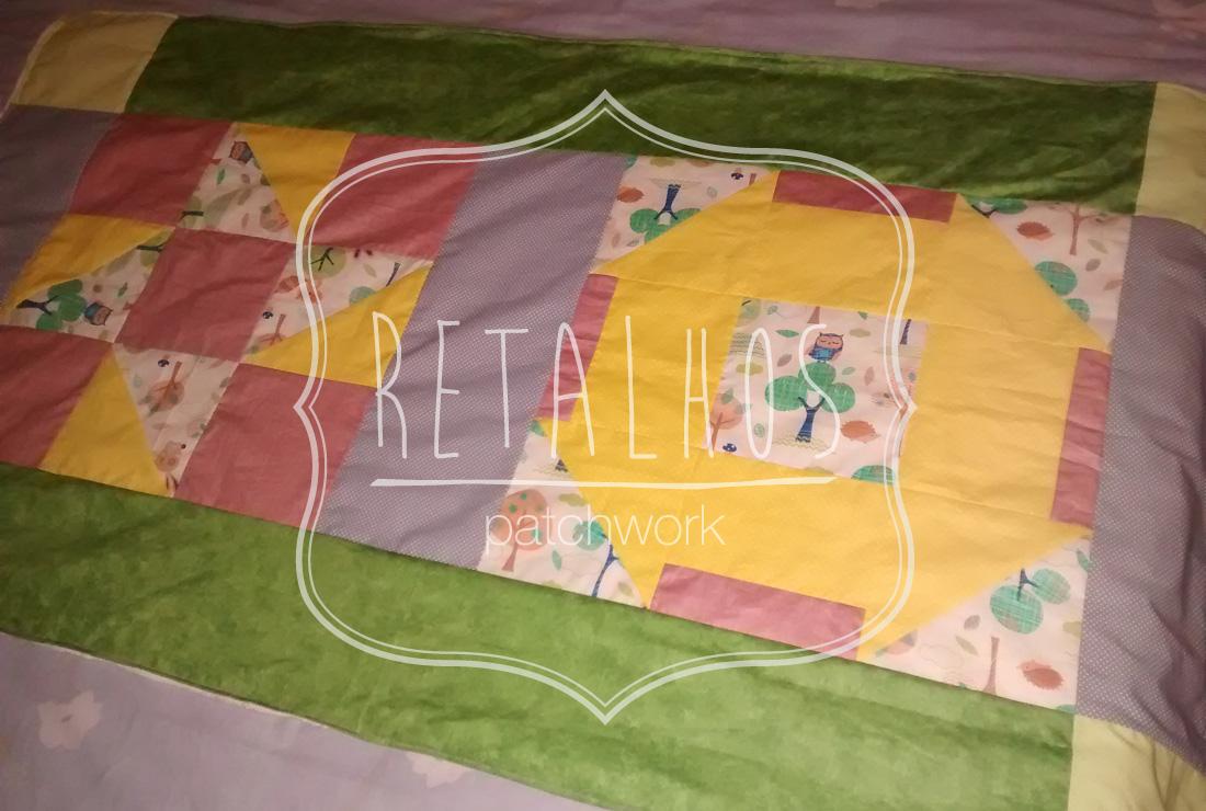 Manta-Berço-patchwork