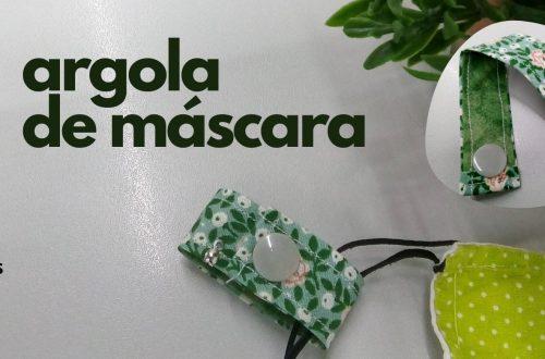 Argola de Máscara Covid-19